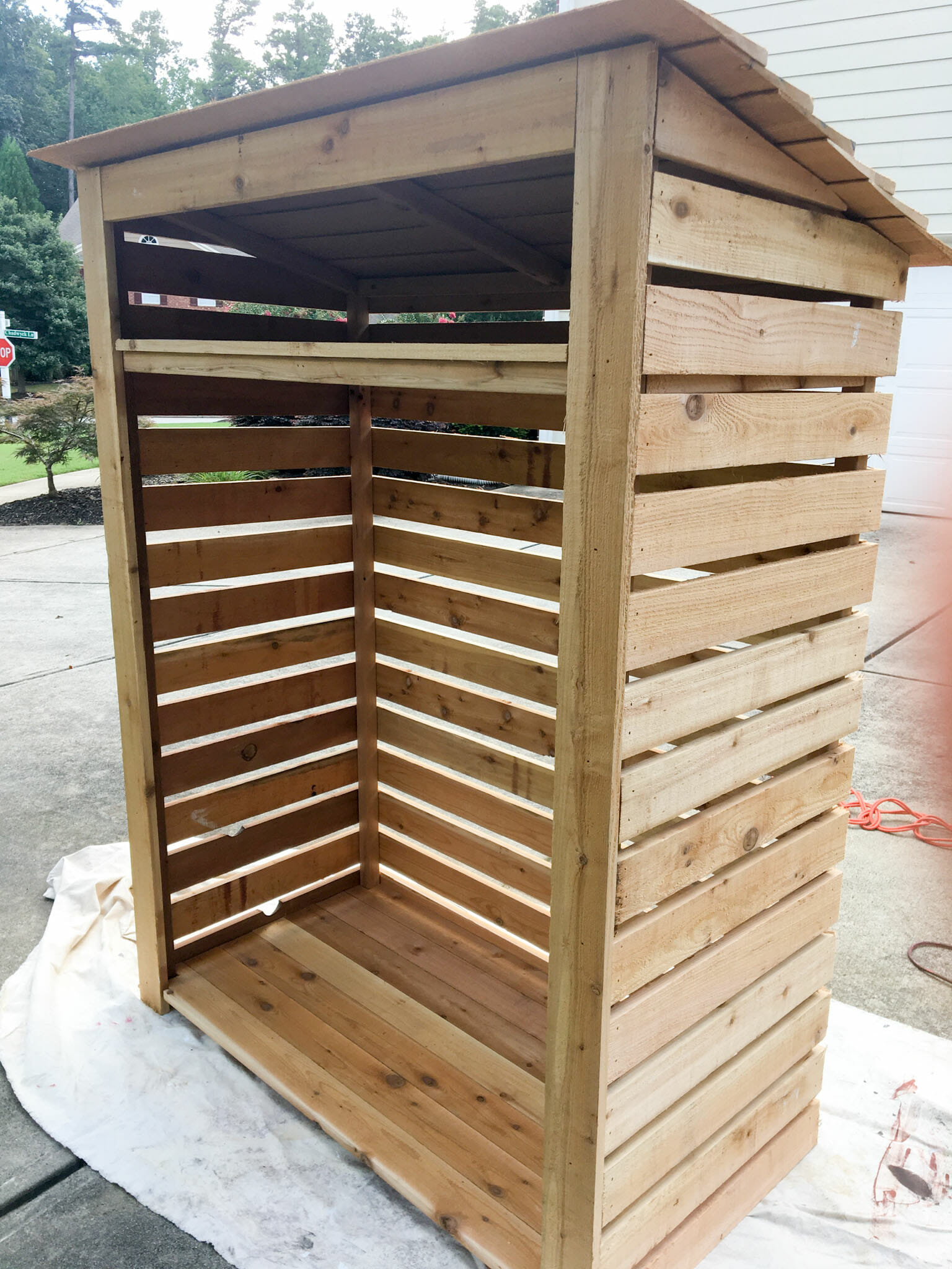shop model rack l product tools covered northern firewood roughneck