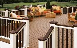 trex-railing-classic-white-woodland-brown-pyramid-post-cap