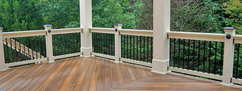 Atlanta Geogia Deck Balusters