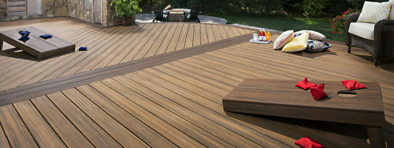 Metro atlanta decking materials metro building products for Capped composite decking prices