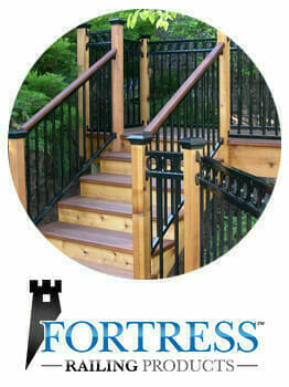Fortress Railing Products in Atlanta Georgia