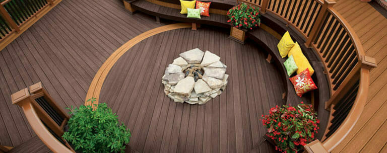 Replace Wood Deck With Trex Atlanta2 Metro Building Products