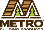 Metro Building Products Logo